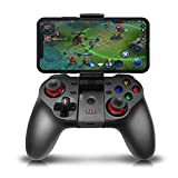 CHENGDAO Mobile Smartphone Gaming Controller Wireless Compatible iPhone,iPad,iOS,Android,Tablet - V018