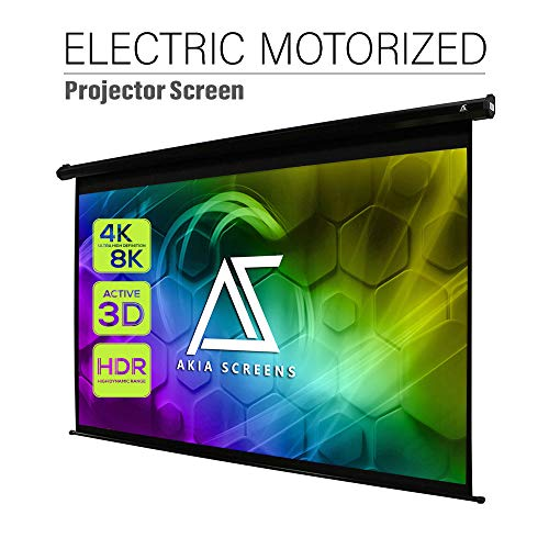 Akia-Screens-125-inch-Motorized-Electric-Remote-Controlled-Drop-Down-Projector-Screen-169-8K-4K-HD-3D-Retractable-Ceiling-Wall-Mount-Black-Projection-Screen-Office-Home-Theater-Movie-AK-MOTORIZE125H