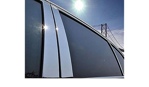 Amazon Com American Dash Exterior Stainless Steel Chrome Pillar | Exterior Stainless Steel Handrail | Flat Bar | Balustrade | Steel Railing | Mild Steel | Staircase