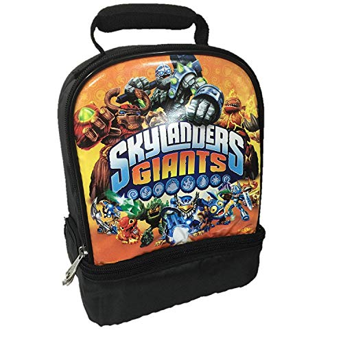 Thermos Dual Compartment Lunch Kit, Skylanders Giants
