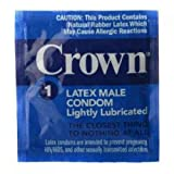 Okamoto Crown Condoms - 100 Bulk Count