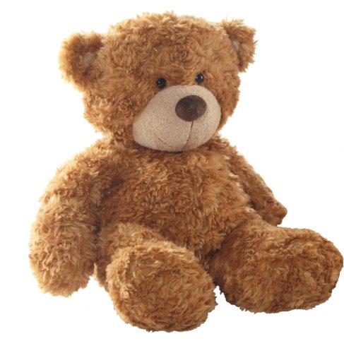 Aurora 12771 9-inch Bonnie Teddy Bear (Brown)
