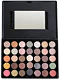 Crown Brush 35 Color Metal Eyeshadow Palette (35M)