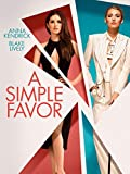 A Simple Favor poster thumbnail