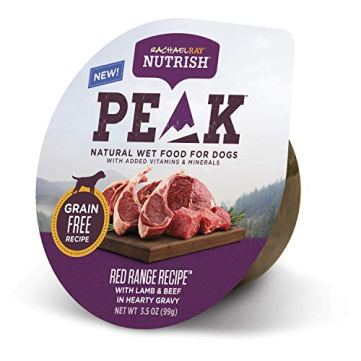Rachael-Ray-Nutrish-Peak-Natural-Wet-Dog-Food-Grain-Free-Red-Range-Recipe-with-Lamb-Beef-35-oz-Pack-of-8