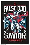 "Trends International Batman vs. Superman Black Light Wall Poster 23"" x 35"""