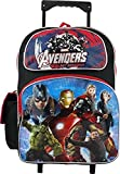 "Granny's Best Deals (C) Marvel Avengers Age of Ultron Rolling 16"" Backpack-blue-Brand New!"