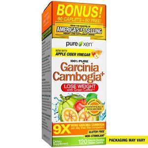 Garcinia Cambogia Weight Loss Pills for Women & Men   Purely Inspired 100% Pure Garcinia Cambogia   Green Coffee Bean… 15