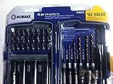 Kobalt 43 piece drill and drive set