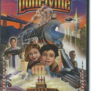 Lionelville- All Aboard – Lionel's First Ever Family Adventure – Destination: Adventure! 511DSPZUm L