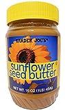 2 Pack Trader Joe's Sunflower Seed Butter