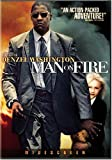 Man On Fire poster thumbnail