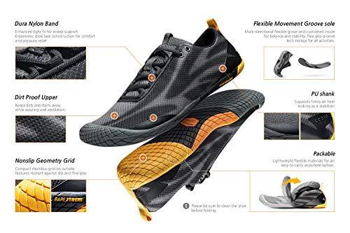 TSLA Men's Trail Running Minimalist Barefoot Shoe 3 Fashion Online Shop gifts for her gifts for him womens full figure
