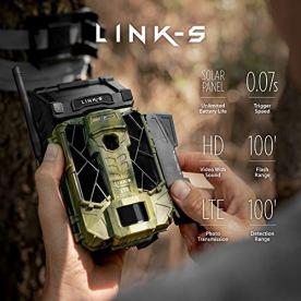 SPYPOINT-Link-S-V-Solar-Cellular-Trail-Camera-4GLTE-12MP-HD-Video-Patented-Solar-Panel-Blur-ReductionIR-Boost-007s-Trigger-100-DetectFlash-1-LINK-S-V