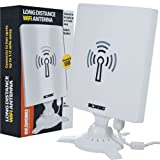 Ideaworks Long Distance USB-Powered Wi-Fi Antenna (72-6612)