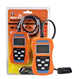 VEHICLETOOL VW/AUDI/SEAT/SKODA Code Reader V-A-G 506M Support TP-CAN and New UDS Protocol
