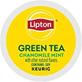 Lipton Soothe Green Tea K-Cup 18 Pack