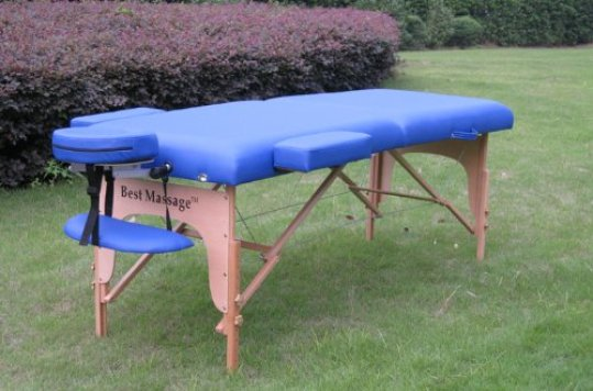 Best Portable Massage Table By Pad BlueBestMassage