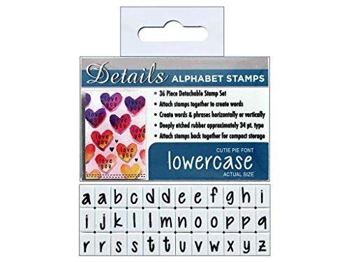 Contact USA CU-08022 LC Cutie Pie Clickable Stamp Set