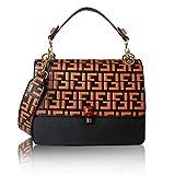 Olyphy Vintage Women Designer Handbag Fashion Shoulder Bag Top Handle Handbag