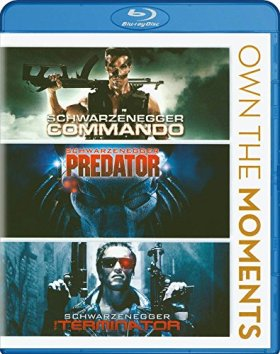 Commando / Predator / The Terminator