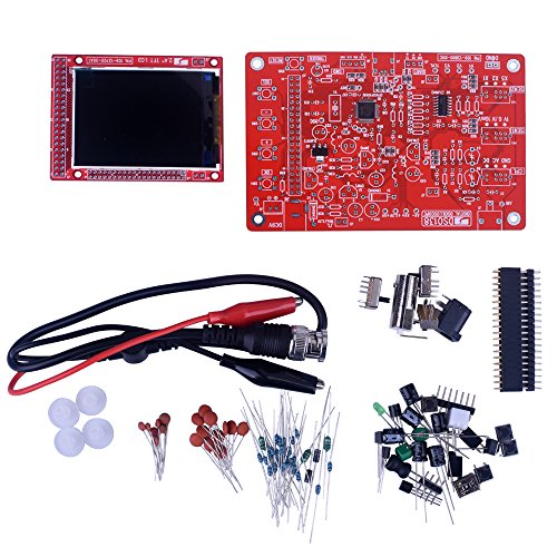 kuman 3O-IUX5-O0TZ DSO 138 DIY Kit Open Source 2.4