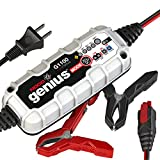 NOCO Genius G1100 6V/12V 1.1 Amp Battery Charger and Maintainer