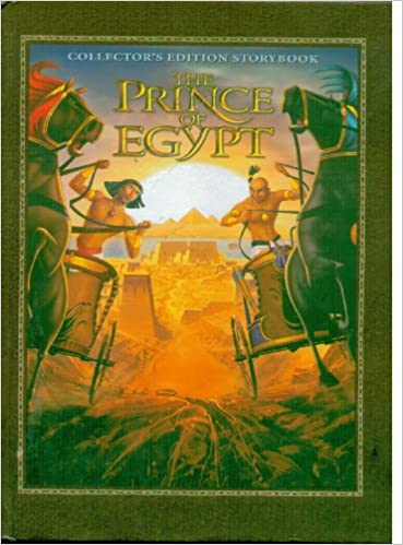 The Prince of Egypt (Collector's Edition Storybook)