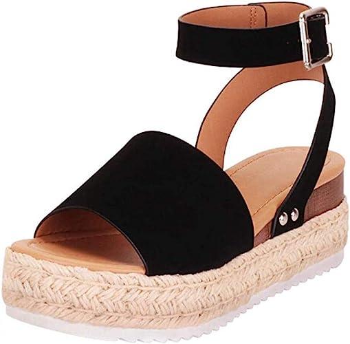 Sandalias Mujer Verano Zapatos de Plataforma