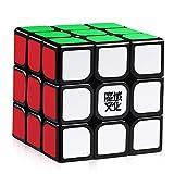 D-FantiX Moyu Aolong V2 3x3 Speed Cube 3x3x3 Magic Cube Puzzle Toy Black