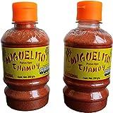 2 X Miguelito Chamoy Chilito Polvo Mexican Candy Chili Powder 2 Bottles 250g Ea