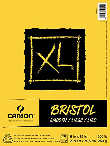 Canson XL Series Bristol Pad