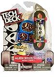 Tech Deck ALIEN WORKSHOP Series 2 96 mm Finger Skateboard #60801AKS