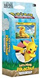 Let's Play Pikachu & Eevee! TCG Both Theme Decks Trading Card Game