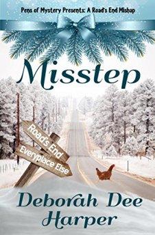 Misstep (The Road's End Series Book 1) by [Harper, Deborah Dee]