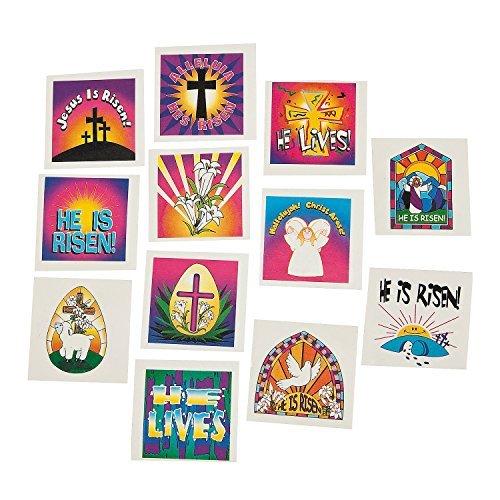 Religious Easter Tattoos