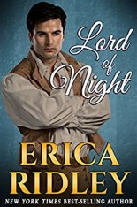 Lord of Night (Rogues to Riches Book 3) by [Ridley, Erica]