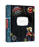 Captain Marvel School Planner: Be Bold, Be Brave: A Week-At-A-Glance Kid's Planner with Stickers