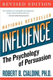Image result for influence the psychology of persuasion
