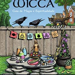 Almanaque Wicca 2021: Guia de Magia e Espiritualidade Capa comum