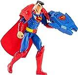 DC Comics Justice League Action Armor Blast Superman Figure