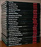 Singer Sewing Reference Library: 26 Volume Set