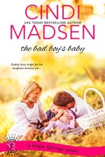 The Bad Boy's Baby by Cindi Madsen