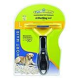 FURminator deShedding Tool for Dogs, Large, Short Hair