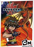 Cartoon Network: Bakugan Volume 1: Battle Brawlers