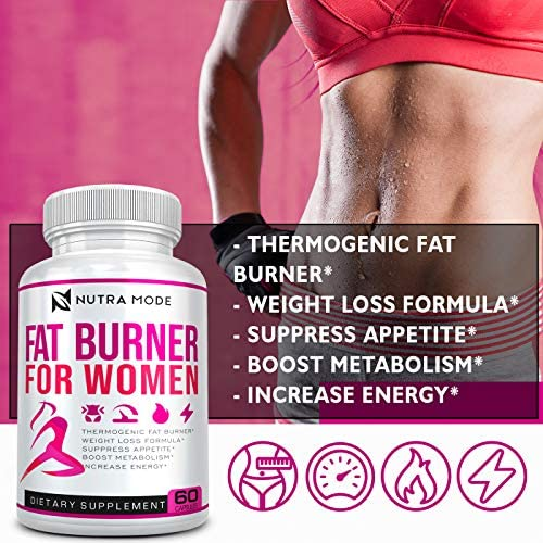 Natural Weight Loss Pills for Women-Best Diet Pills that Work Fast for Women-Appetite Suppressant-Thermogenic Belly Fat Burner-Carb Blocker-Metabolism Booster Energy Pills-Weight Loss Supplements-60ct 5