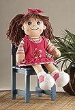 Delton Products 14' Apple Dumplin Doll, Pink Sport Outfit