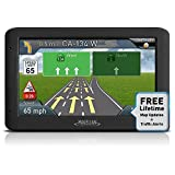 Magellan Roadmate 5635T-LM 5in Touch Portable GPS 3D Navigation System w/ North American Maps (Renewed)