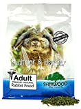 Sherwood Pet Health Rabbit Food, Adult, 10 lb. - Timothy Blend (Grain & Soy-Free) (Vet Used)