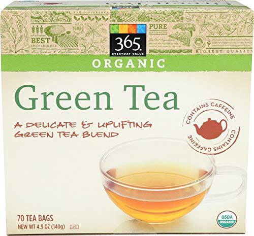 365 Everyday Value, Organic Green Tea (70 Tea Bags), 4.9 oz